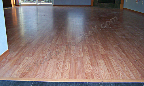 Hardwood/Laminate flooring